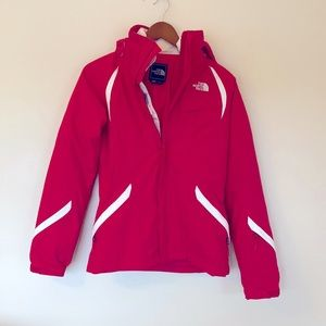Women's The North Face Triclimate Jacket 3 in 1 jacket XS